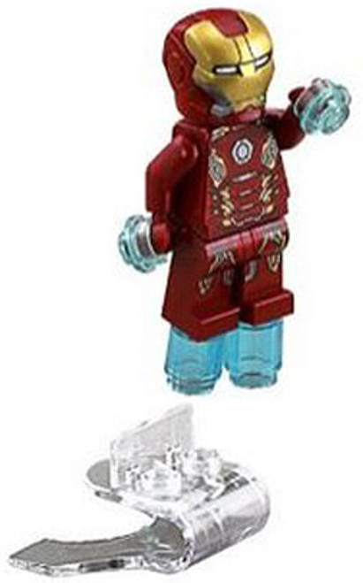 LEGO Marvel Super Heroes Iron-Man Minifigure [Mark 45 Armor Loose]
