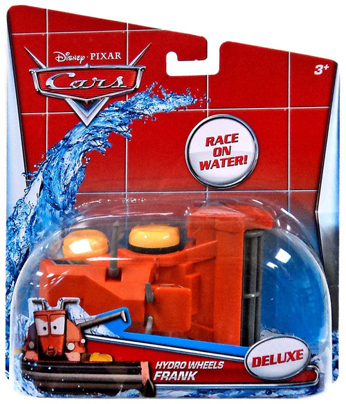 Disney / Pixar Cars The World of Cars Hydro Wheels Frank Plastic Car
