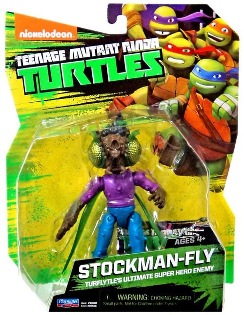Teenage Mutant Ninja Turtles Nickelodeon Stockman-Fly Action Figure