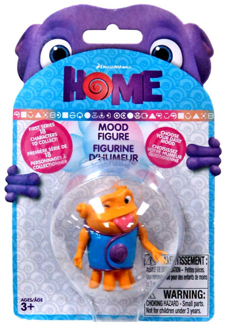 Home Silly 2-Inch Mood Figure