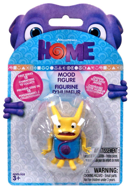 Home Frightened 2-Inch Mood Figure