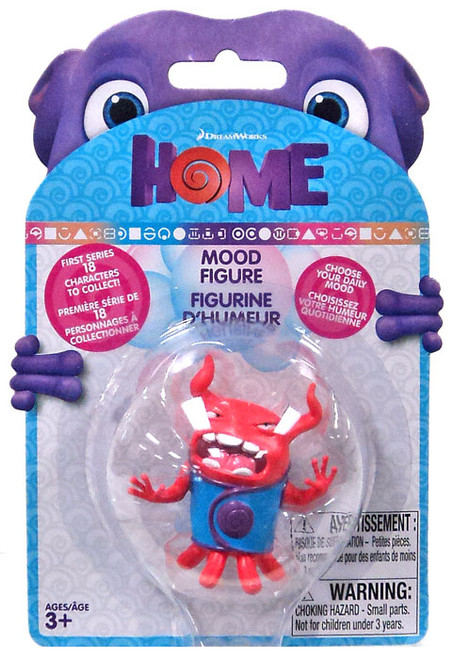 Home Angry 2-Inch Mood Figure