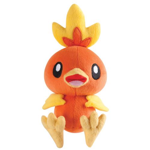 Pokemon XY Torchic 8-Inch Plush [Beak Open]