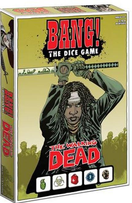 Comic The Walking Dead Bang! Board Game
