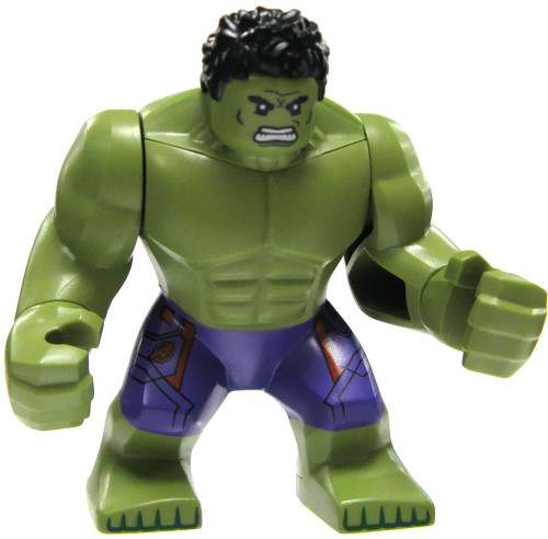 LEGO Marvel Super Heroes The Incredible Hulk Minifigure [Age Of Ultron Loose]