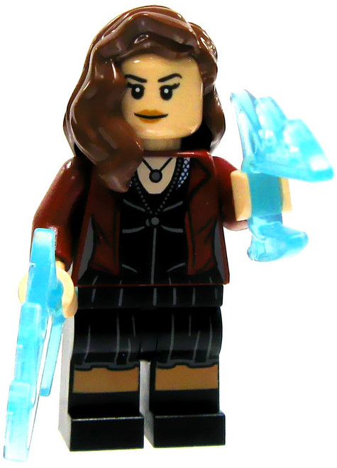 LEGO Marvel Super Heroes Scarlet Witch Minifigure [Loose]