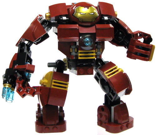 LEGO Marvel Super Heroes Hulk Buster Minifigure [Age of Ultron Loose]