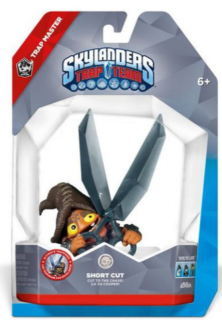 Skylanders Trap Team Trap Master Short Cut Figure Pack