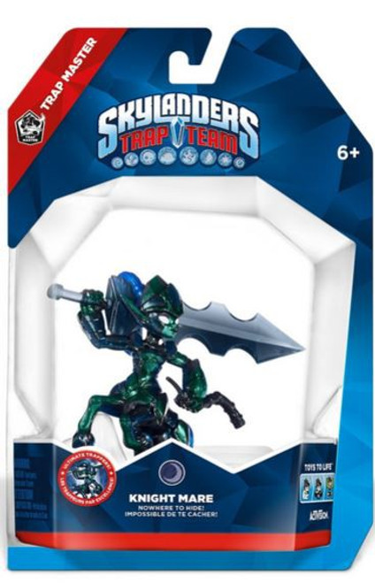 Skylanders Trap Team Trap Master Knight Mare Figure Pack