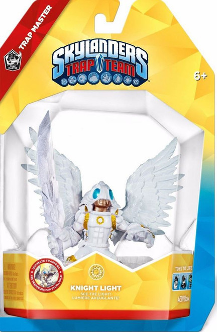 Skylanders Trap Team Trap Master Knight Light Figure Pack
