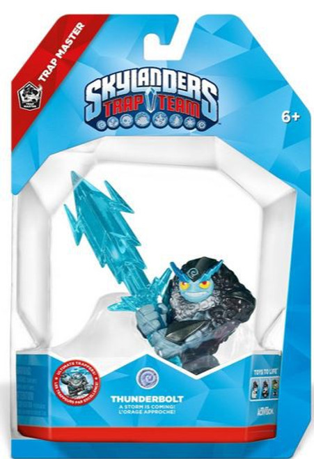 Skylanders Trap Team Trap Master Thunderbolt Figure Pack
