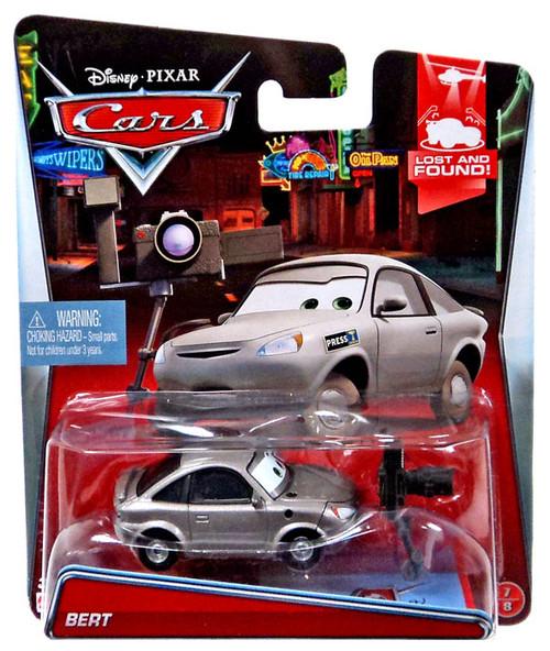 Disney / Pixar Cars Lost and Found Bert Diecast Car #7/8