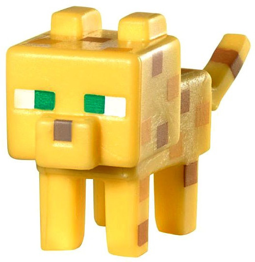 Minecraft Stone Series 2 Ocelot 1-Inch Mini Figure [Loose]