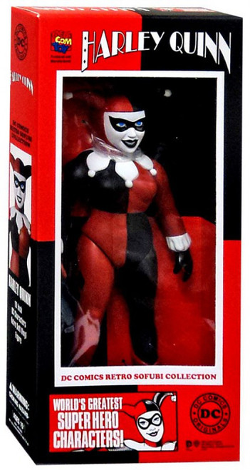 Batman Retro Sofubi Collection Harley Quinn Action Figure