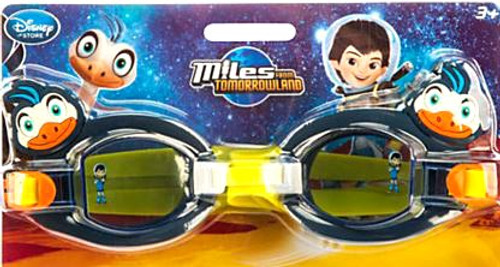 Miles From Tomorrowland Disney Junior Swimming Goggles Roleplay Toy