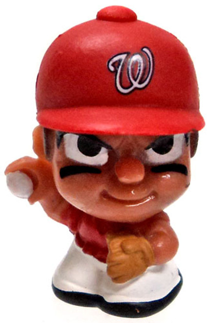 MLB TeenyMates Baseball Series 2 Pitchers Washington Nationals Mini Figure [Loose]