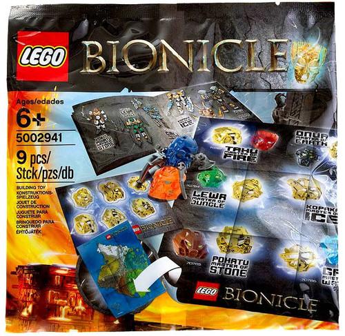 LEGO Bionicle BrickMaster Hero Pack Mini Set #5002941 [Bagged]