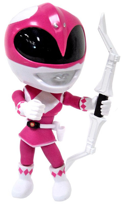 Power Rangers Mighty Morphin Series 1 Pink Ranger 3.4-Inch Mini Figure [Loose]
