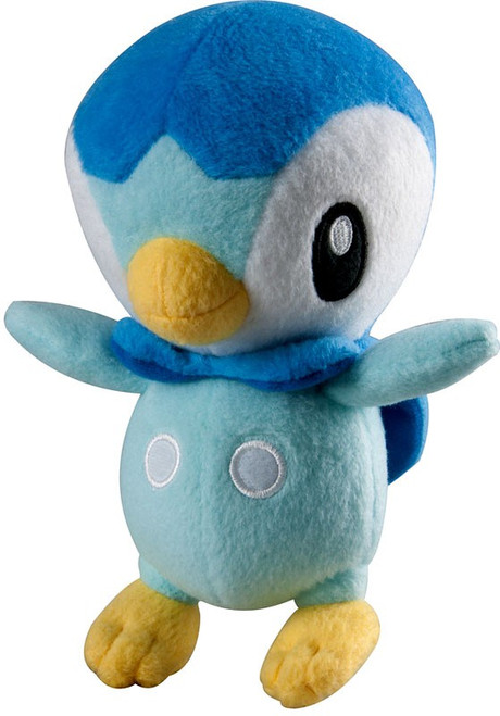 Pokemon TOMY Piplup 8-Inch Trainer's Choice Plush