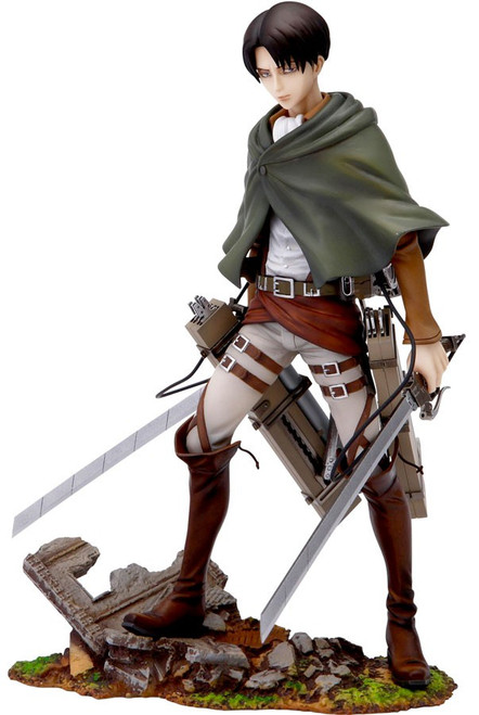 Attack on Titan Brave-Act Levi Statue