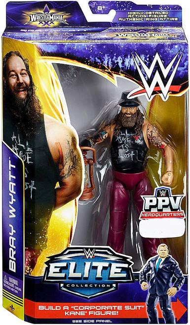WWE Wrestling Elite Collection WrestleMania 30 Bray Wyatt Exclusive Action Figure [Lantern & Hat]