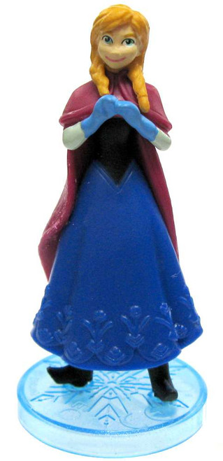 Disney Frozen Anna 2-Inch Mini Figurine