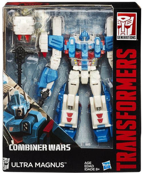 Transformers Generations Combiner Wars Ultra Magnus Leader Action Figure