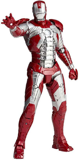 Legacy of Revoltech Iron Man Action Figure LR-024 [Mark V]