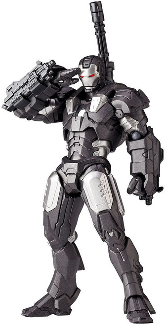 Iron Man 2 Revolmini War Machine Action Figure RM006