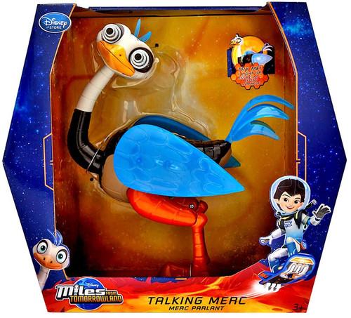 Disney Junior Miles From Tomorrowland Talking Merc Action Figure