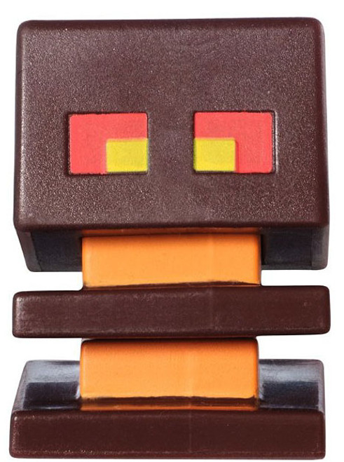 Minecraft Stone Series 2 Magma Cube 1-Inch Mini Figure [Loose]