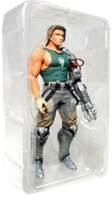 NECA Bionic Commando Nathan Spencer Action Figure [Loose]