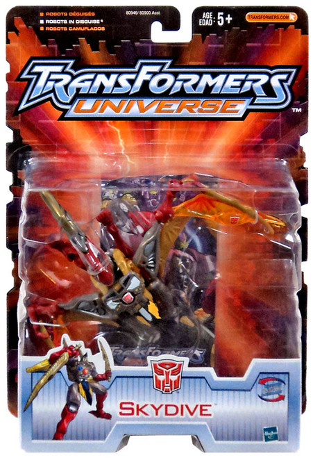 Transformers Universe Skydive Action Figure