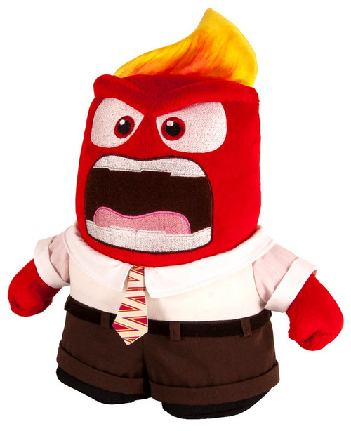 Disney / Pixar Inside Out Anger Feature Plush [Tomy]