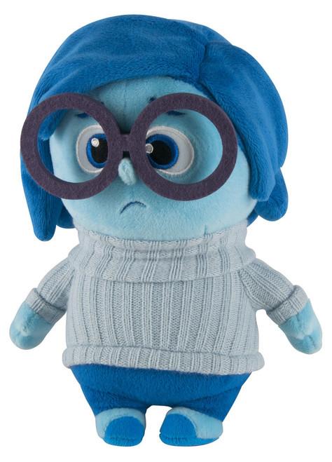 Disney / Pixar Inside Out Sadness Feature Plush
