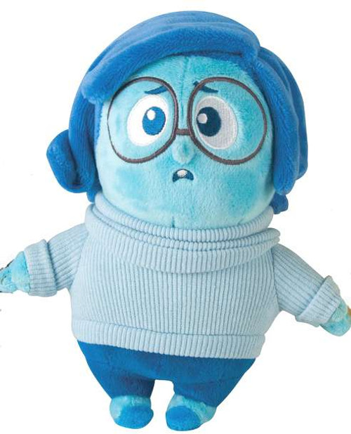 Disney / Pixar Inside Out Sadness Basic Plush