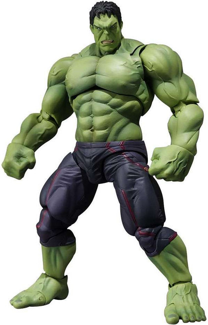 Marvel Avengers Age of Ultron S.H. Figuarts The Hulk Action Figure [Age of Ultron]