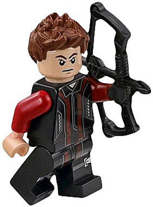 LEGO Marvel Super Heroes Hawkeye with Bow & Arrow Minifigure [Age of Ultron Loose]