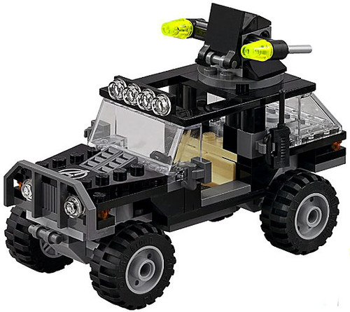 LEGO Marvel Super Heroes Avengers Jeep Loose Vehicle [Age of Ultron Loose]