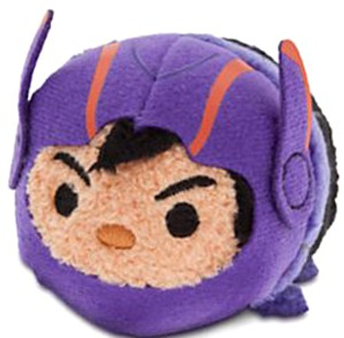 Disney Big Hero 6 Tsum Tsum Hiro Exclusive 3.5-Inch Mini Plush