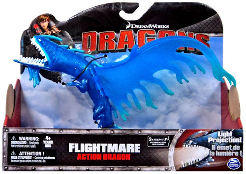 How to Train Your Dragon Dragons Action Dragon Flightmare Action Figure