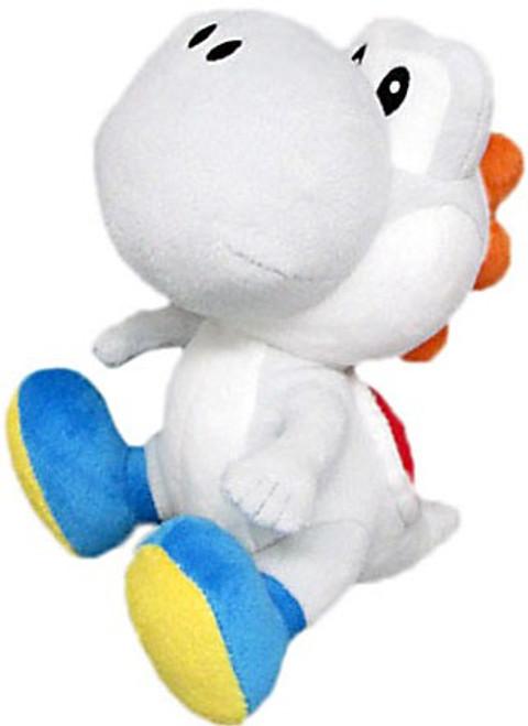 Super Mario Bros Yoshi 6-Inch Plush [White]