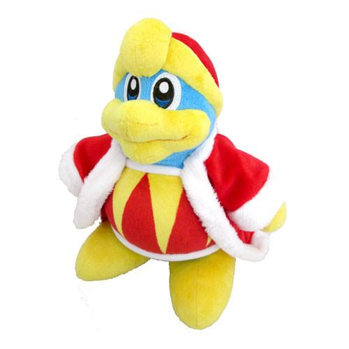 Kirby's Adventure Super Star King Dedede 10-Inch Plush