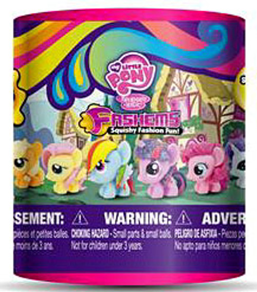 Friendship is Magic My Little Pony Fash'Ems Series 2 Mystery Pack