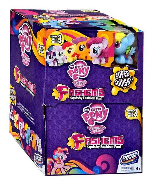 My Little Pony Fash'Ems Series 3 Mystery Box [35 Packs, Purple]