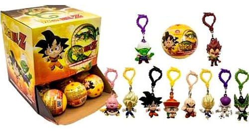 Dragon Ball Z Hanger Mystery Box [30 Packs]