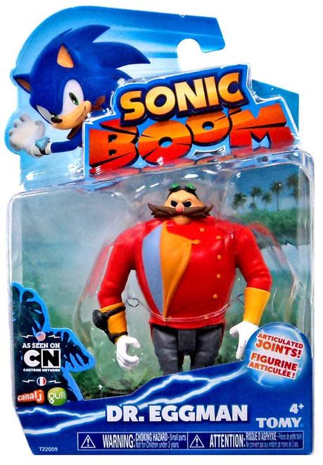 Sonic The Hedgehog Sonic Boom Dr. Eggman Action Figure