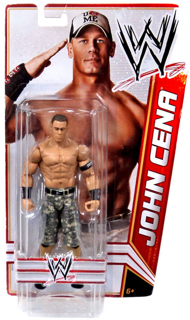 WWE Mattel John Cena SummerSlam Series figure loose