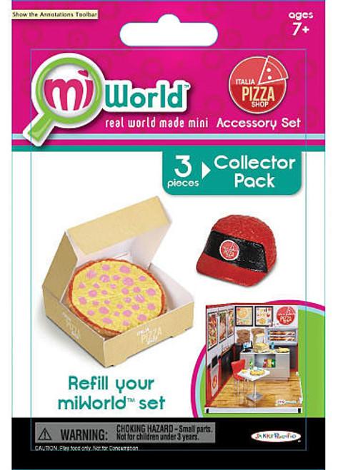 MiWorld Italia Pizza Shop Set #1 Collector Pack