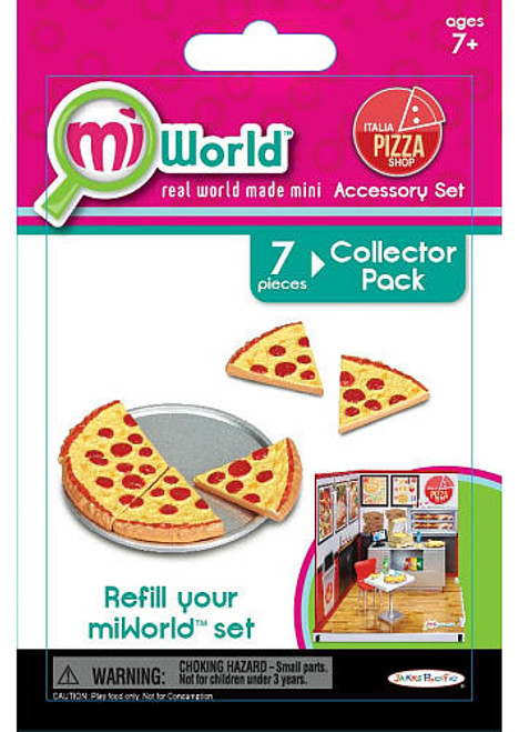 MiWorld Italia Pizza Shop Set #2 Collector Pack